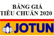 Bảng báo giá sơn JOTUN mới nhất 2020