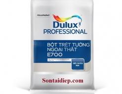 Bột trét ngoại thất Dulux E700