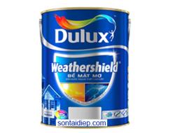 Dulux weathershield Bề mặt mờ (BJ8 - 5L)