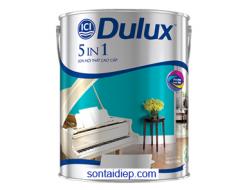 Sơn Dulux 5 IN 1 A966 5L - Sơn Nội Thất Cao Cấp