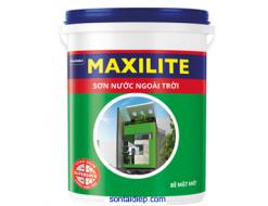 Sơn nước Maxilite Ngoài Trời A919 18L