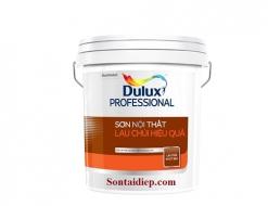 Sơn Dulux Professional Lau Chùi Hiệu Quả