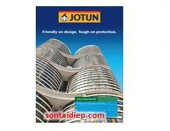 Sơn tĩnh điện Jotun Super Durable