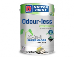 Sơn Odour-less All-in-one
