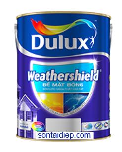Dulux Weathershield Bề Mặt Bóng (BJ9-5L)