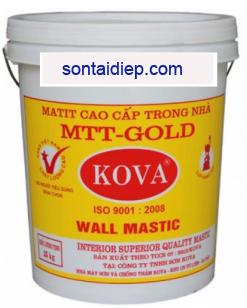 Kova MTT Gold - Matit trong nhà